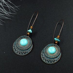 🆕🎁 Turquoise Earrings